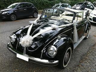 Un piccolo racconto sull'auto da cerimonia!