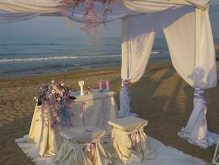 Un Matrimonio da sogno anche se con rito Civile!