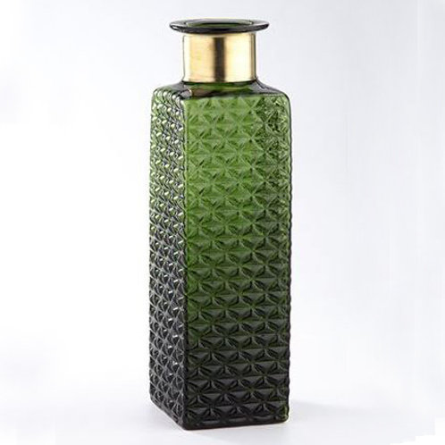 Perfumero dark green mediano