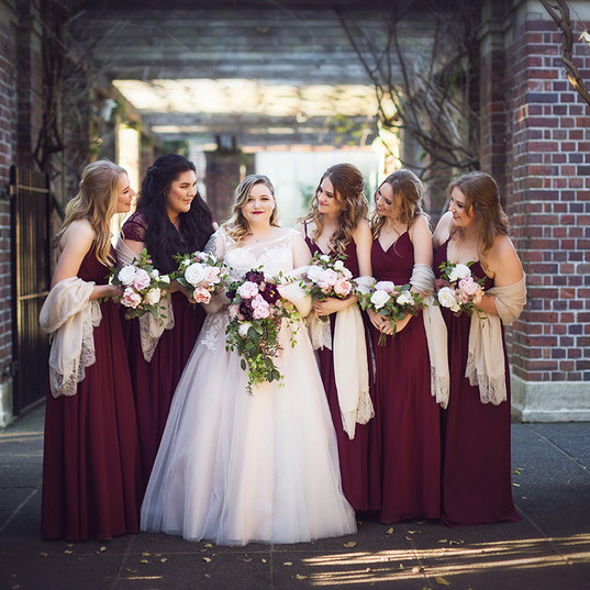 Northland Wedding Photographer_Bridesmai