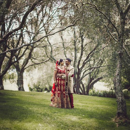 Vinay & Kalinda Indian Ceremony