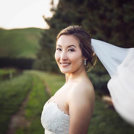 Northland Wedding Photographer Bride Por
