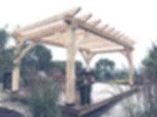 Pine Pergola built by David Holme_edited