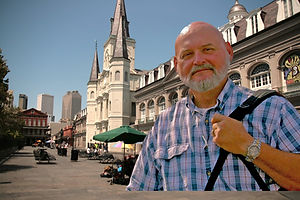 Gerard Seller,  Location Scout in New Orleans, LA