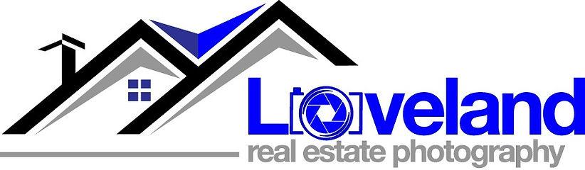 Loveland real estate photography logo