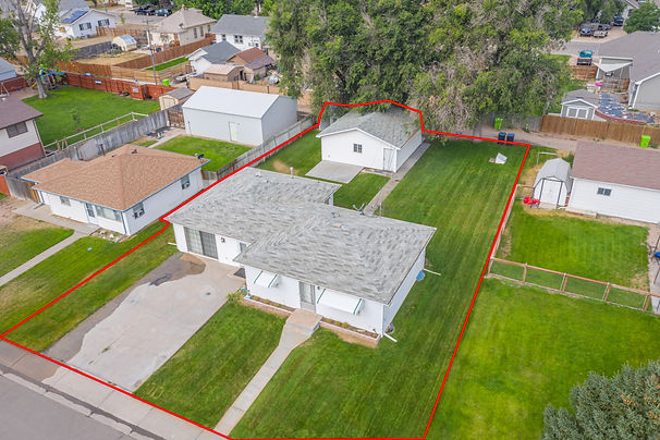 loveland drone service, drone photography, loveland real estate photographer