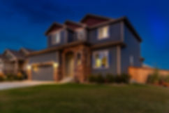 twilight real estate photography, loveland real estate photographer,loveland real estate photography