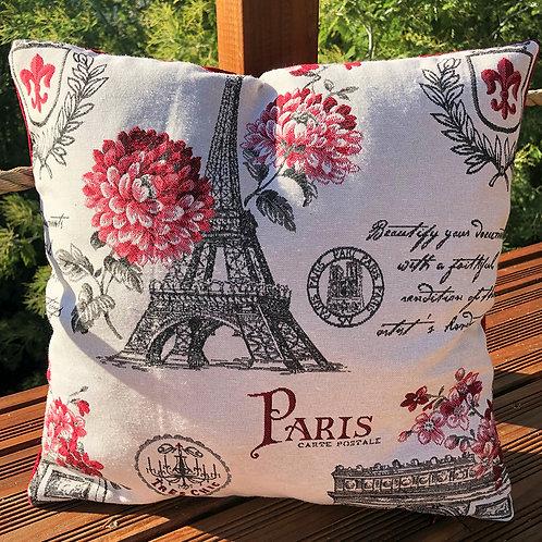 """Housse de coussin """"PARIS"""""""
