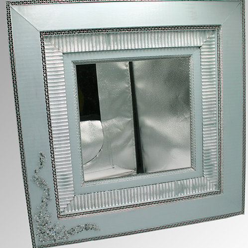 "Miroir ""GREEN GLASS"""