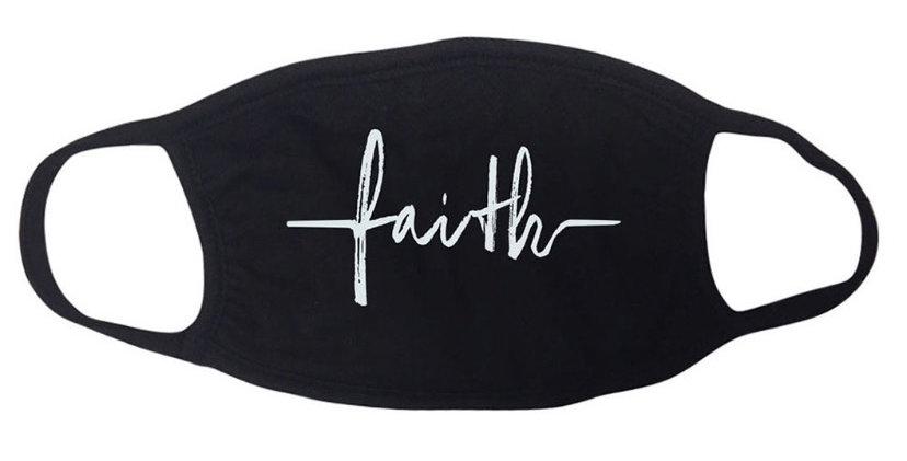 Faith Mouth Mask