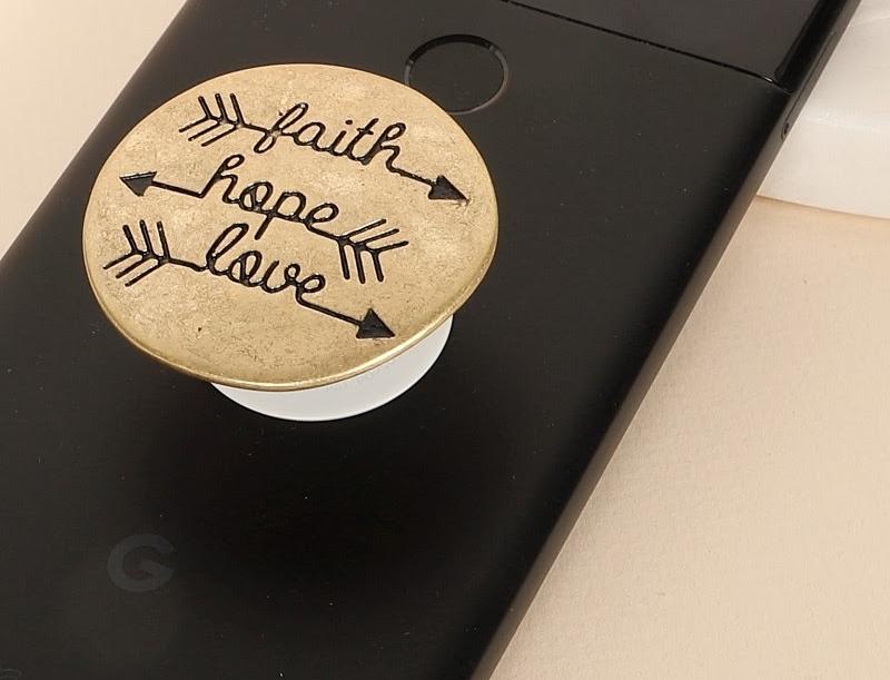 Faith•Hope.•Love Charm
