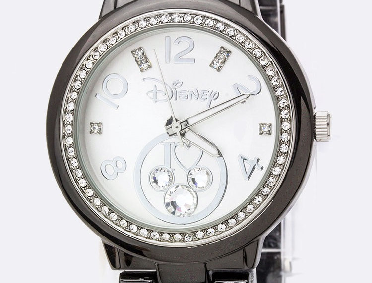 Disney Crystal Bezel Watch