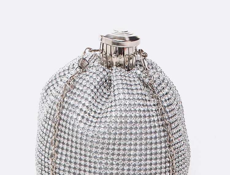 Pot Of Silver Purse