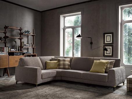 Newman, il divano dallo stile contemporaneo