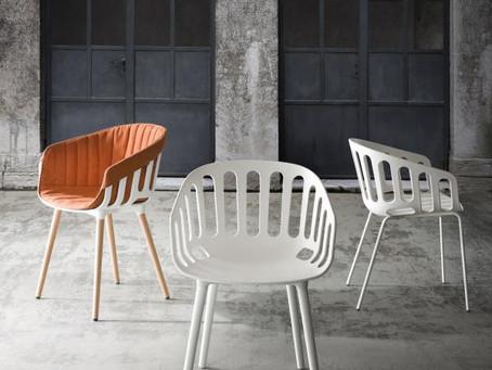 Basket Chair, la poltroncina ricca ed eterea