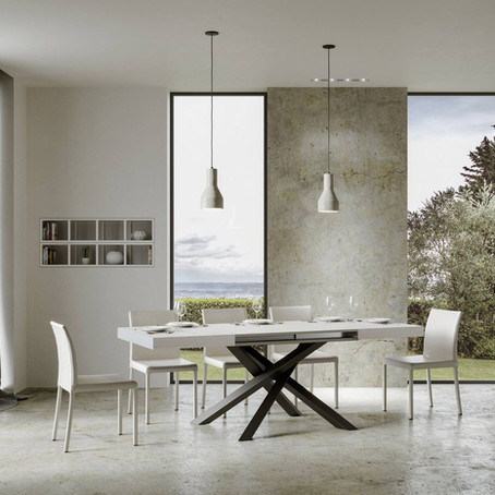 Volantis, il tavolo di design allungabile
