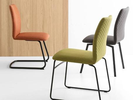 Hexa, la sedia moderna e versatile