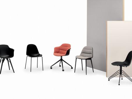 Mood, la sedia esclusiva perfetta per la casa e spazi contract