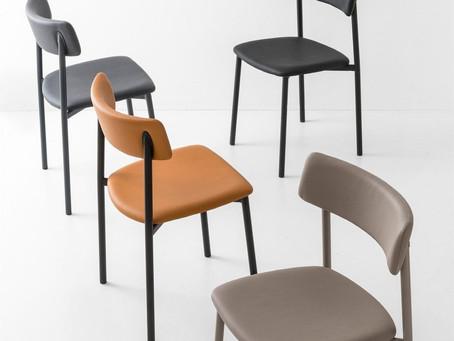 UP! La nuova sedia di Connubia