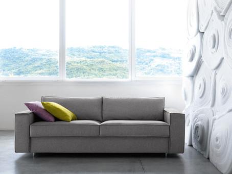 HYDRA by Noctis, il divano-letto dalle linee essenziali