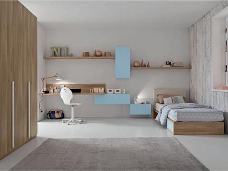 Oliver by ZG, scandinavian design bedroom