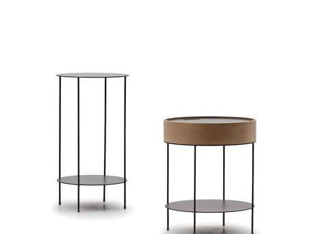 Wok, il tavolino minimal