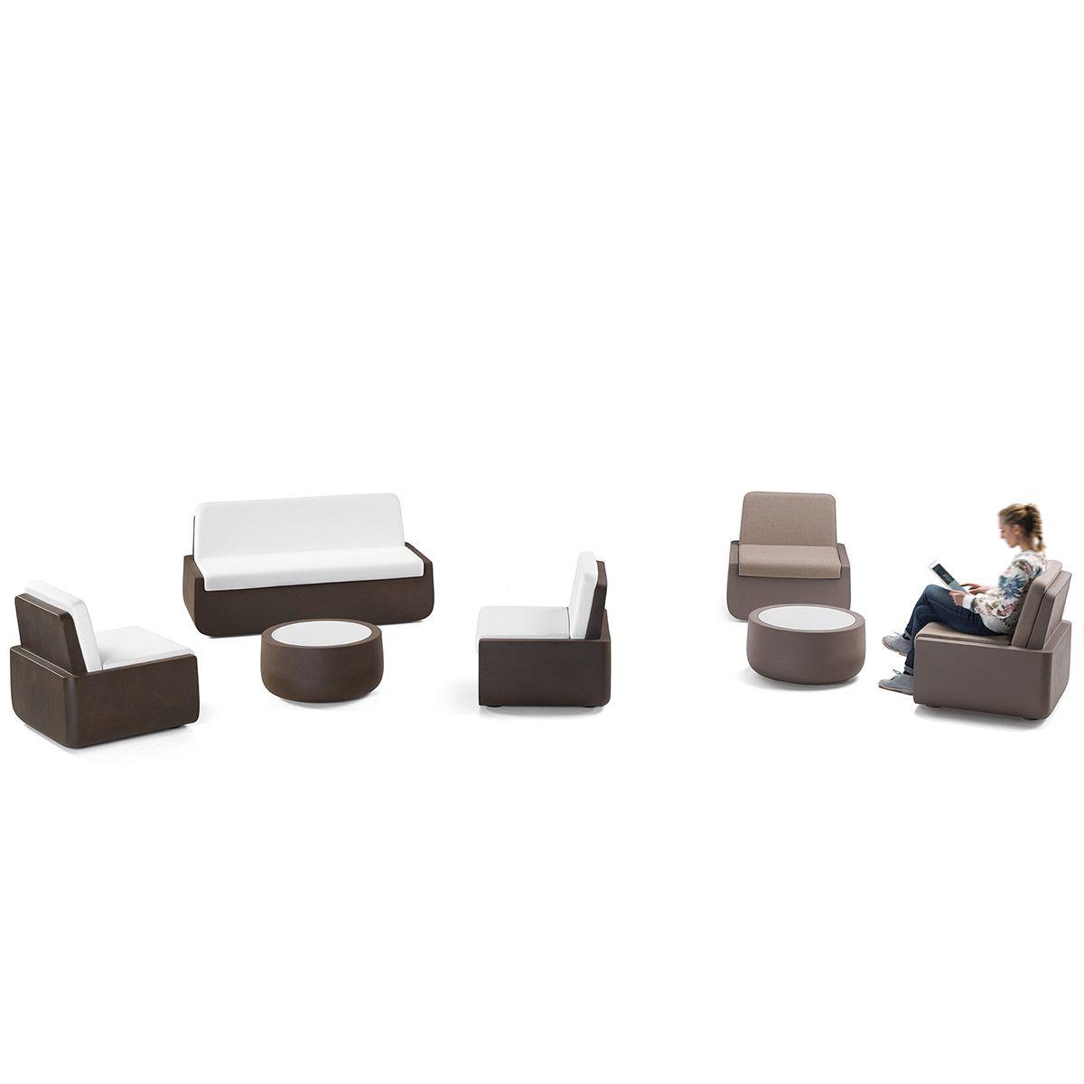Poltrona e divano per ambienti Indoor/Outdoor