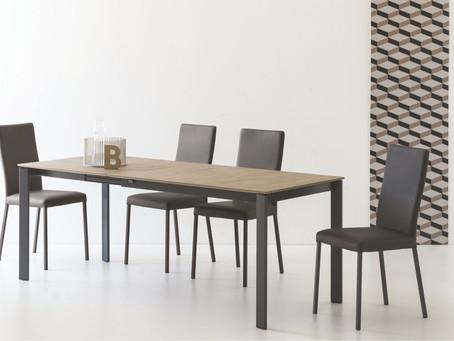 Excellence, il tavolo flessibile