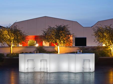 ICEBERG, il banco bar modulare
