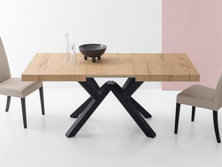 Mikado, tavolo allungabile