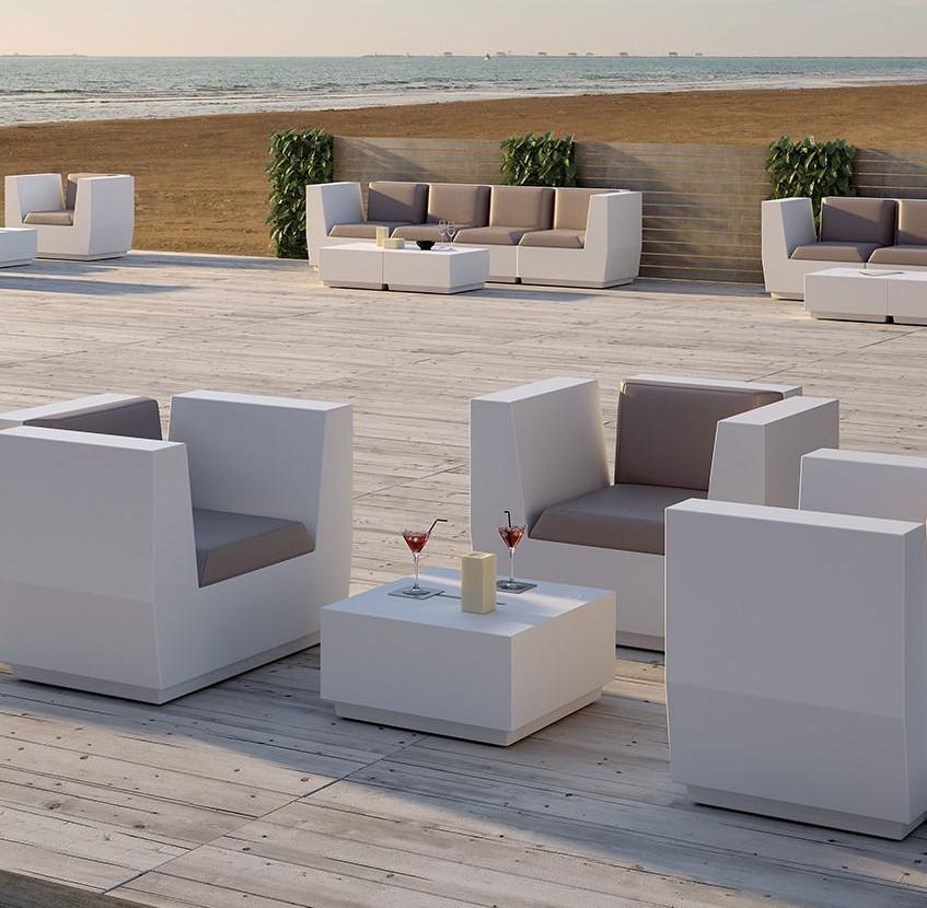 Poltrona modulare Indoor / Outdoor