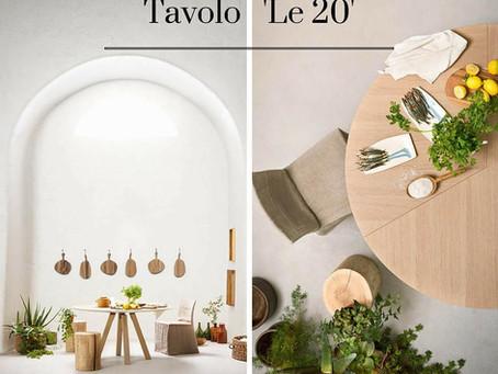 Tavolo 'Le 20' |Alf+Dafrè|