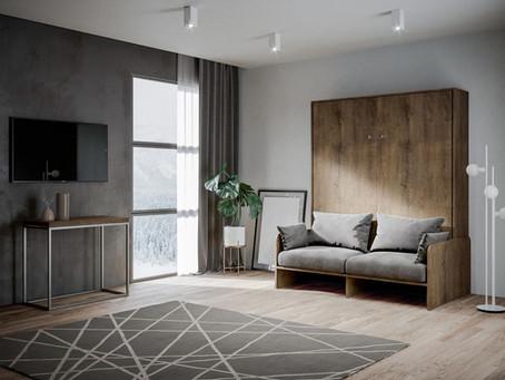 Kentaro Sofà, un pratico divano letto trasformabile