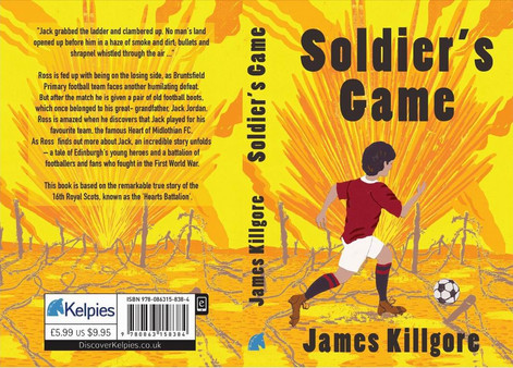 Soldier's Game cover