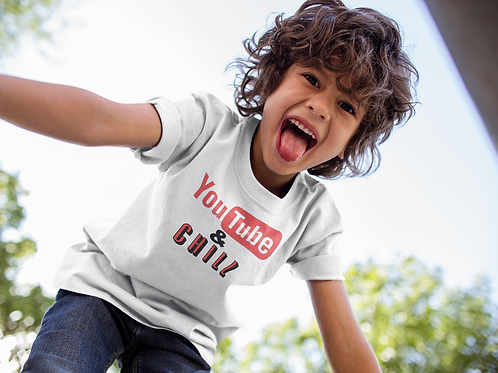 YouTube & Chill Kids (Unisex)