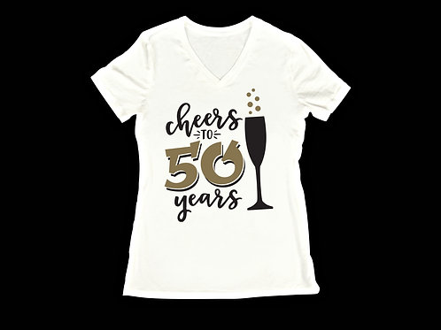 Cheers to 50!