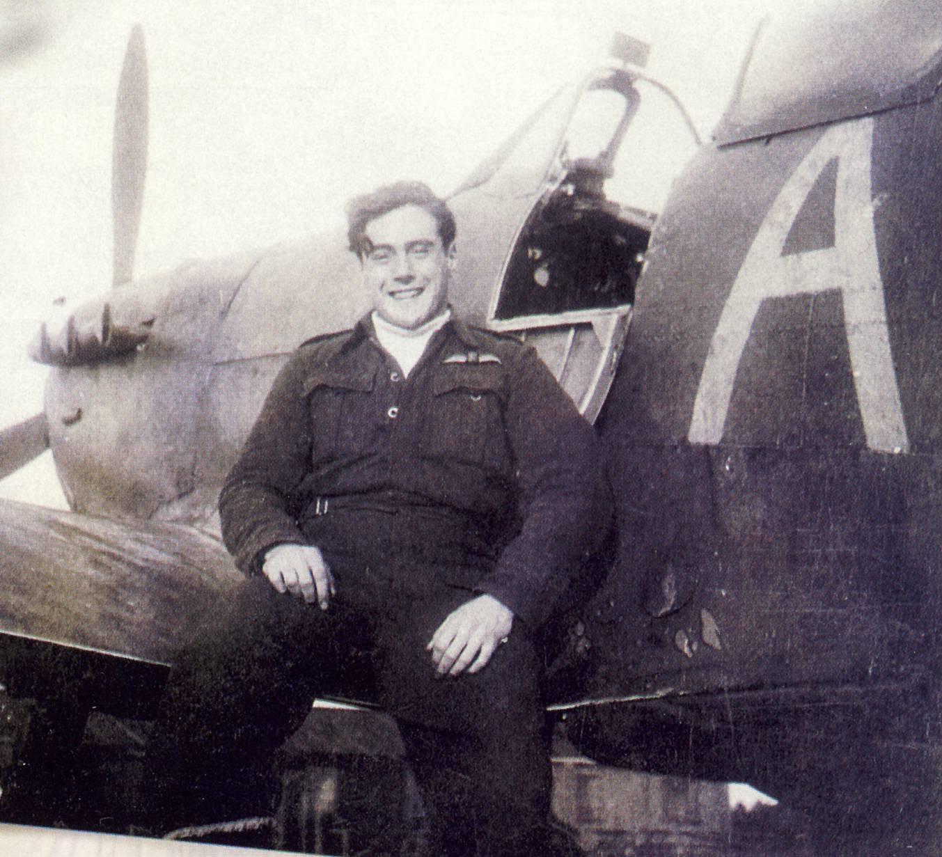 Jacques Remlinger Spitfire MkII