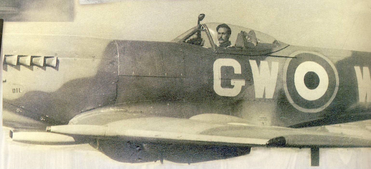 Jacques Remlinger pilote avion