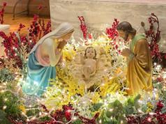 Holy Family, Altar Nativity