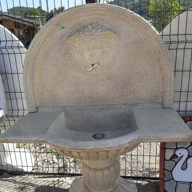 Стенна чешма с поставка - Версачи 2 - 565лв