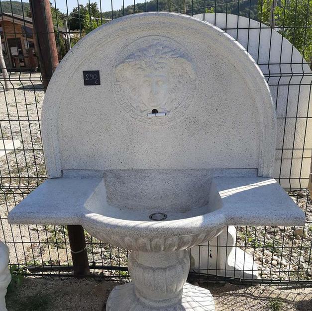 Стенна чешма с поставка - Версачи 1 - 565лв