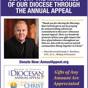 2021 Diocesan Appeal