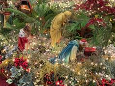 3 Wisemen, Altar Nativity