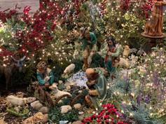 Shepherds, Altar Nativity