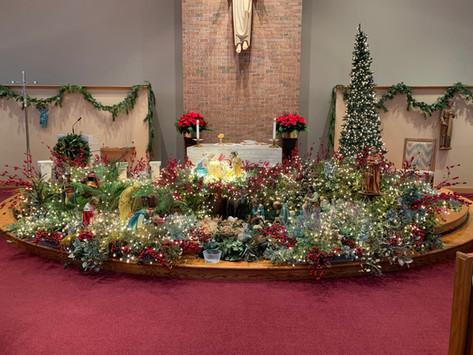 Altar Nativity