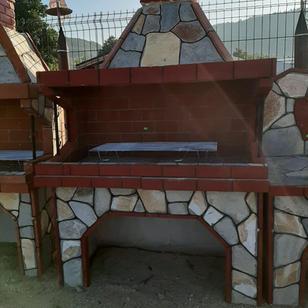 Сет за лятна градина - BBQ
