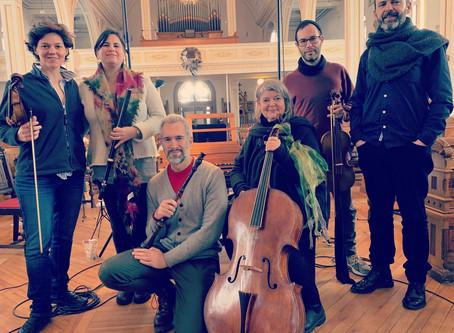 Recording— Grétry for ATMA