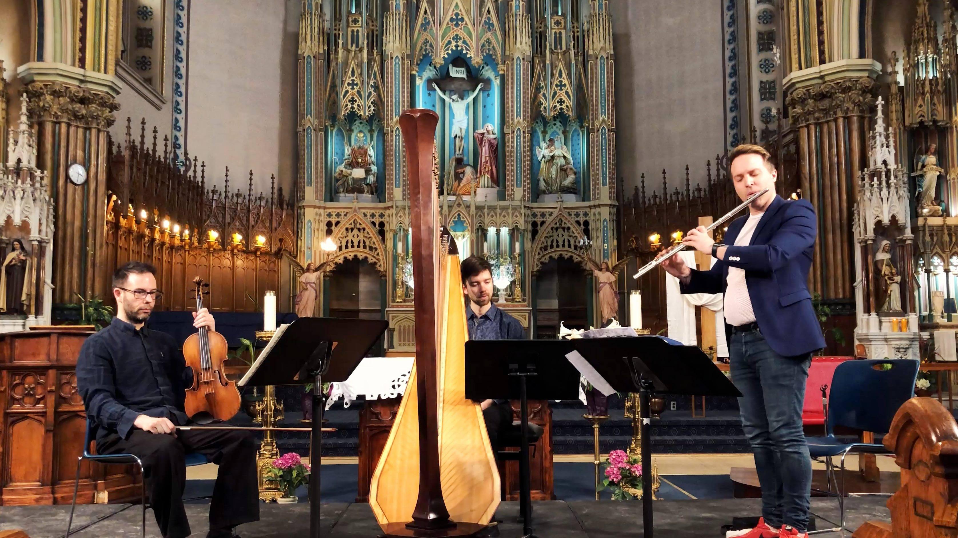 Debussy— Syrinx (La flûte de Pan) unaccompanied