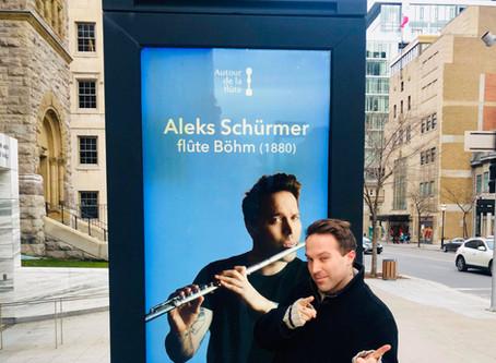 Concert— Le Conte de deux flûtes