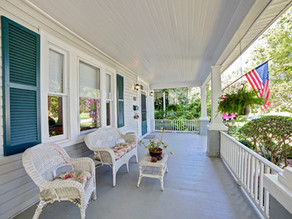 It's About Time to Spruce Up Your Front Entry